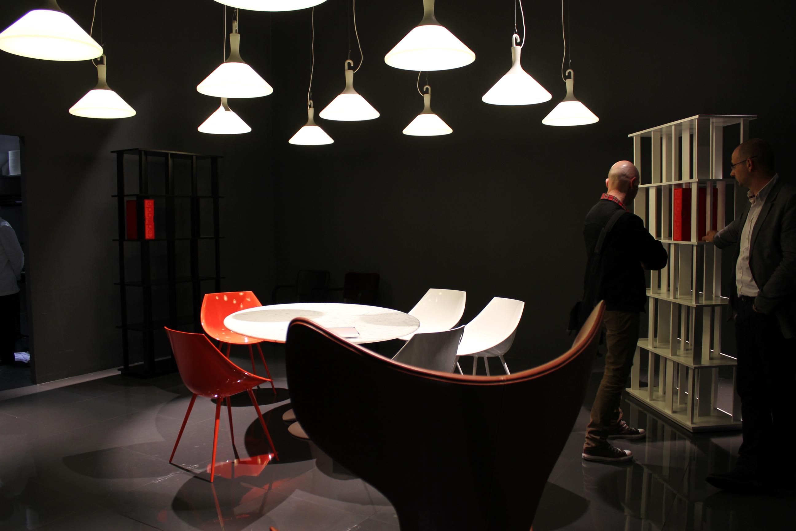 salon du meuble milan 2011 le blog objects by. Black Bedroom Furniture Sets. Home Design Ideas